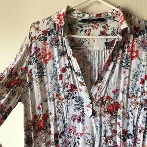 Zara Dress size XL (fits better a size Large)